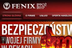 Fenix – usługi PPOŻ i BHP