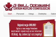 3 Bell Opławski – gabinet medyczny