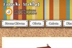 Fabryka makiet – architektoniczne modele budynków