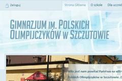 Gimnazjum im. Polskich Olimpijczyków w Szczutowie
