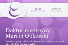 Gabinet ginekologiczny – Marcin Opławski