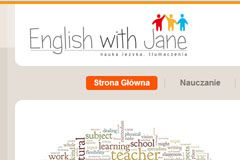 English with Jane