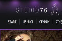 Studio76 – salon urody